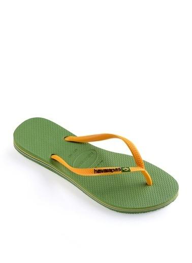 Havaianas Plaj Terliği Yeşil